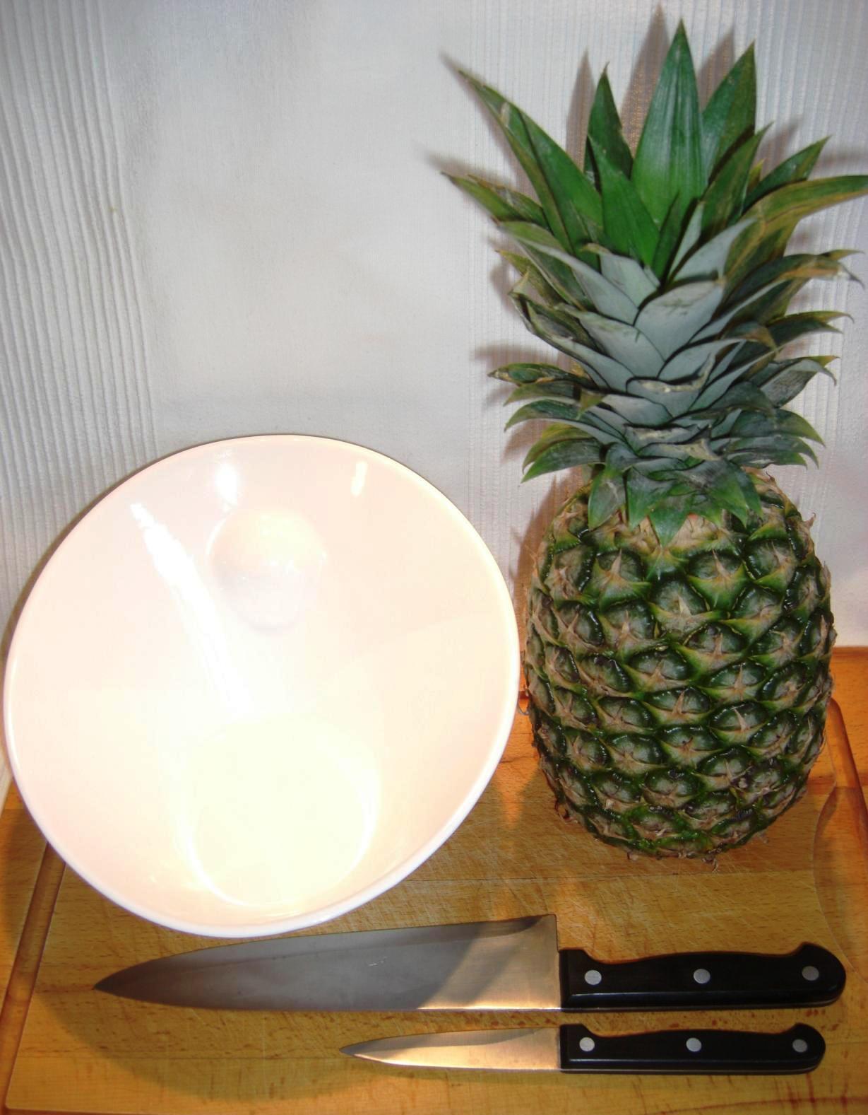Ananas ganzBIG