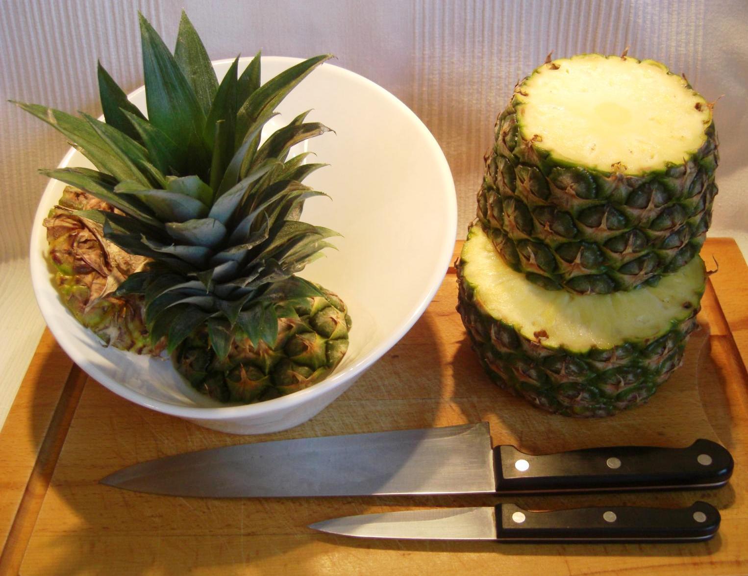 Ananas teilenBIG
