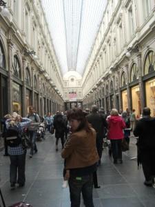 Galerie Royales Hubert Brüssel