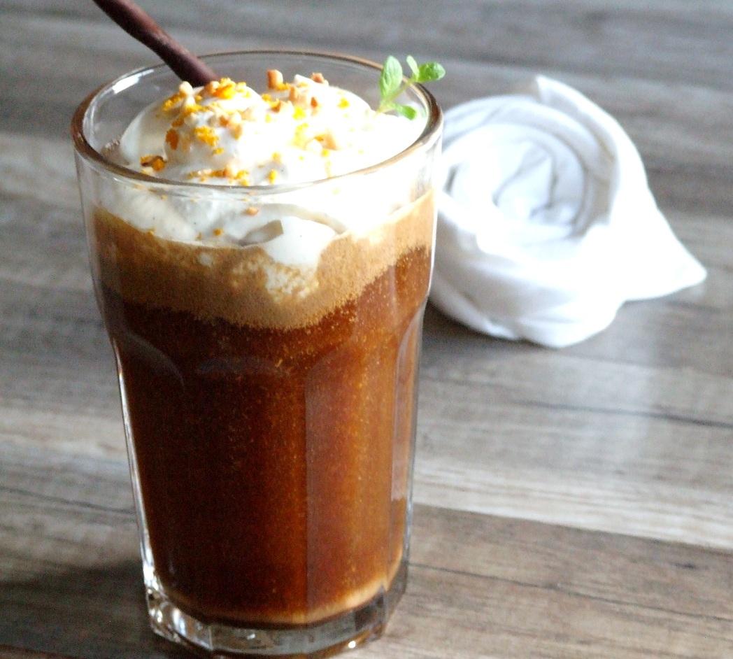 Kaffee Karamell konsistenz