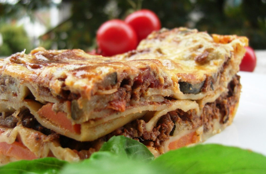Möhren Lasagne Zoom