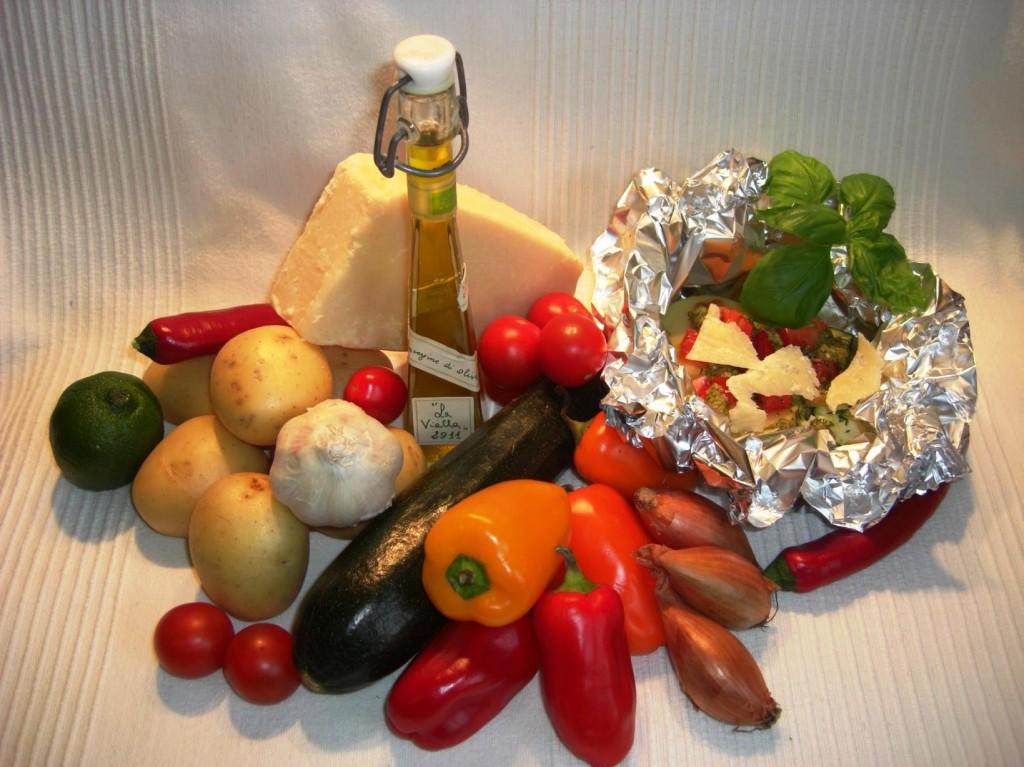 Rezept GemüsesäckchenBIG
