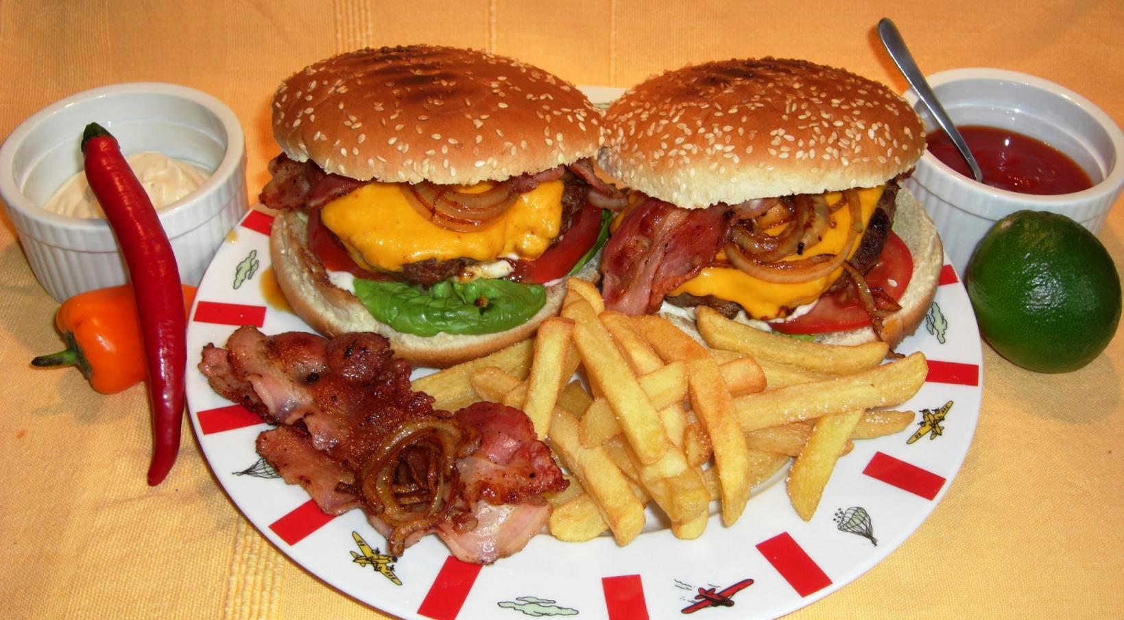 Rezept HamburgerBIG