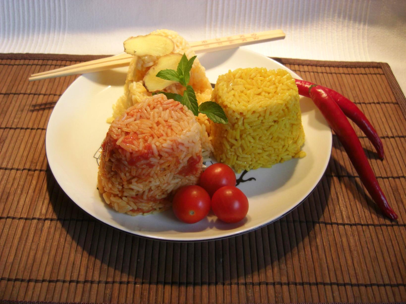 Rezept Reis VariationenBIG