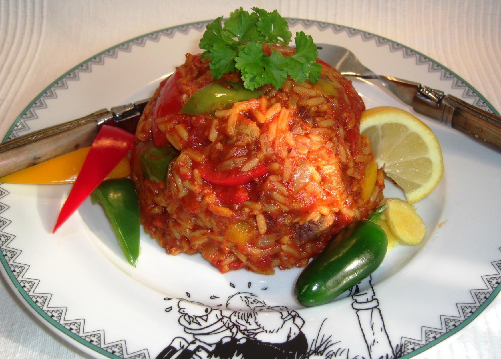 Rezept Reisfleisch Balkan Art NEU
