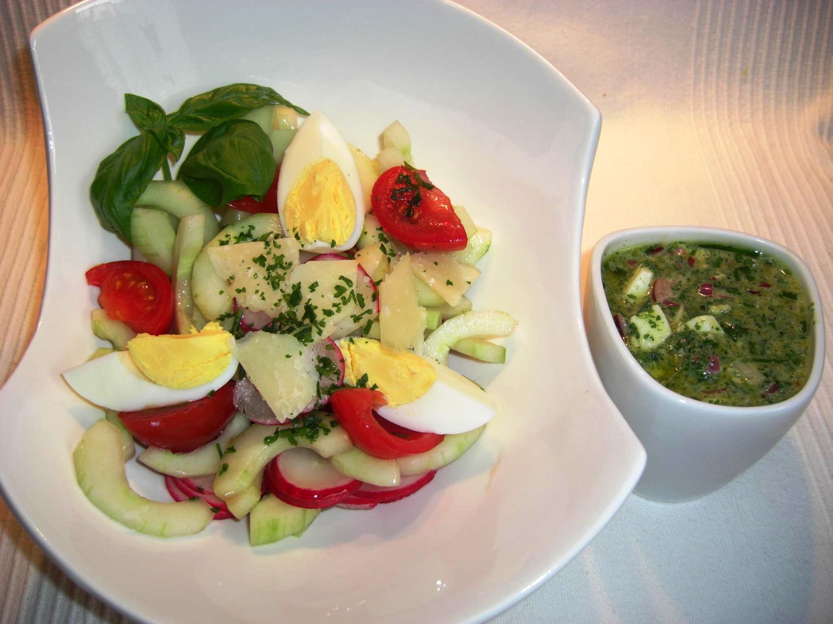 Rezept Sommer Salat el StefanoBIG
