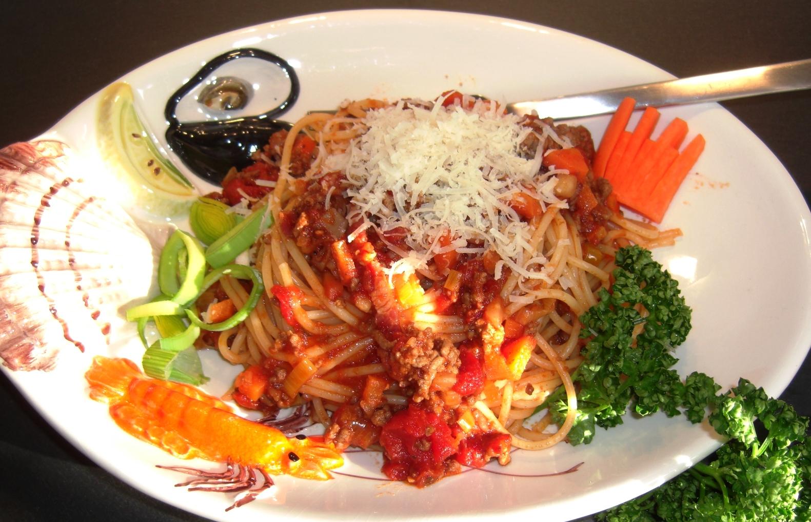 Rezept Spaghetti Bolognese NEU