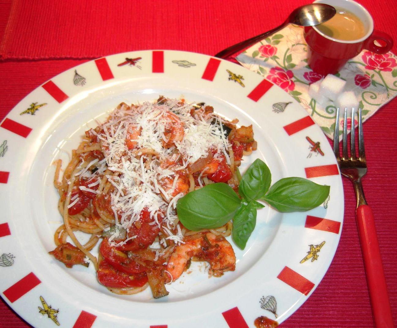 Rezept Spaghetti ScampiBIG