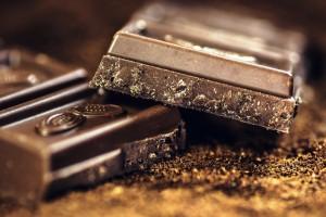 Schokolade mit Kaffee