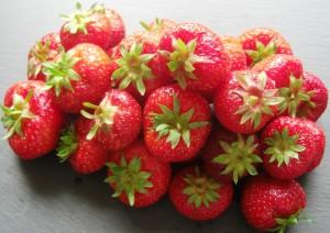 Zutaten Erdbeerträume