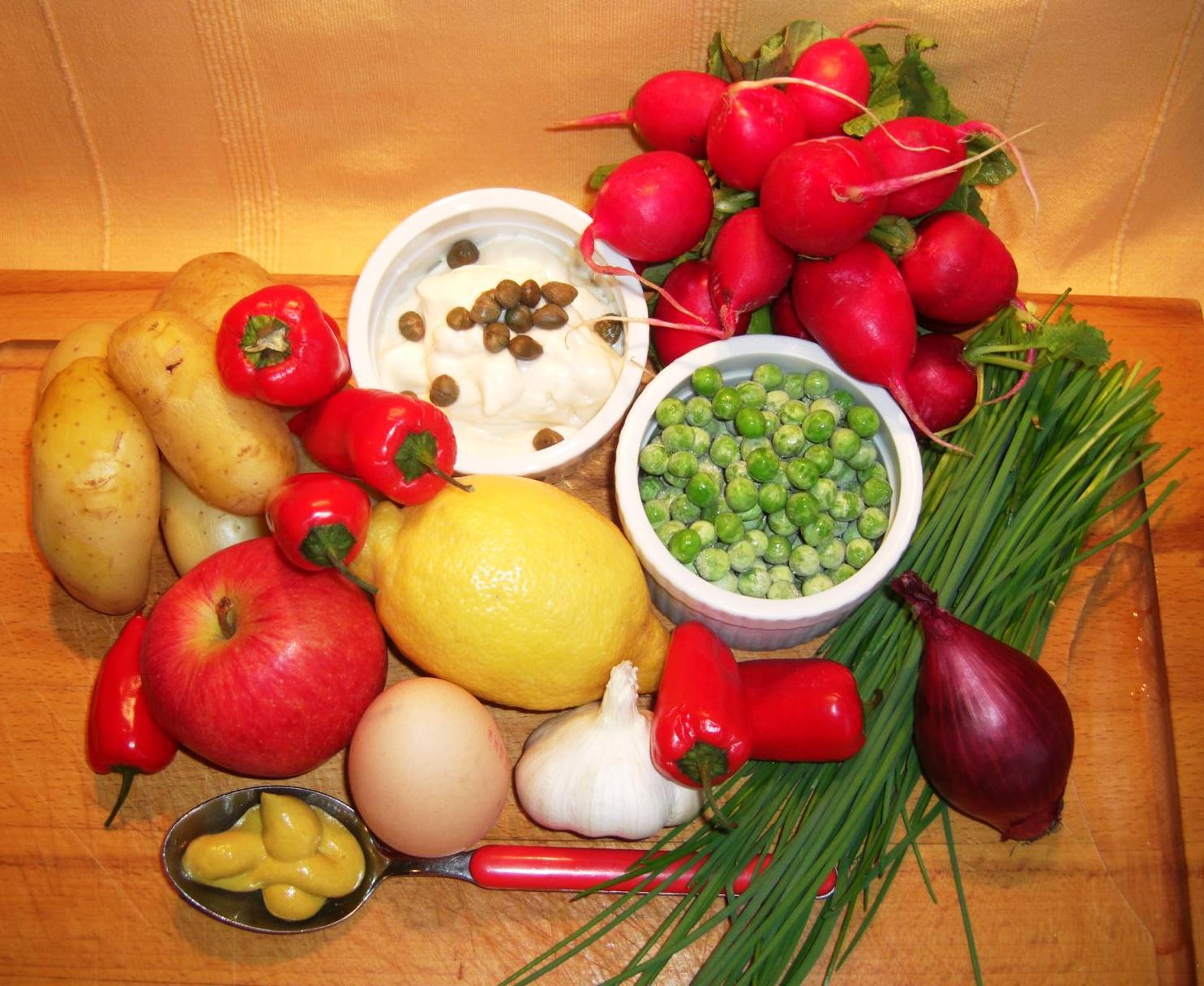 Zutaten Kartoffelsalat el StefanoBIG