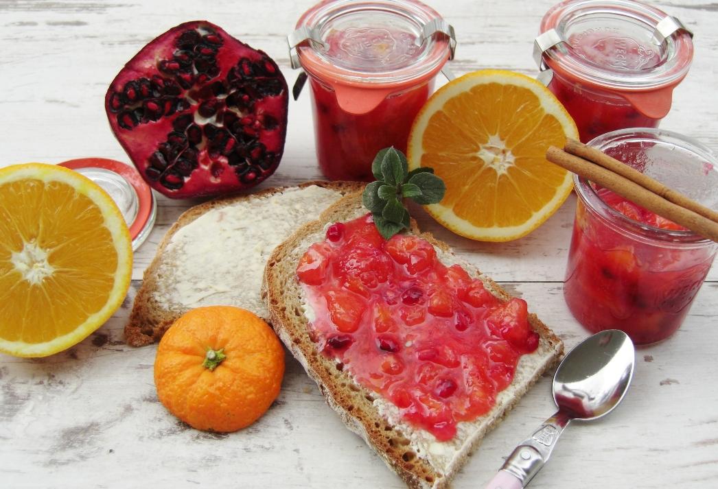 Zutaten Marmelade