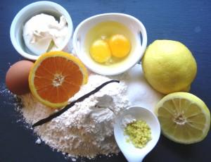 Zutaten Zitronentarte